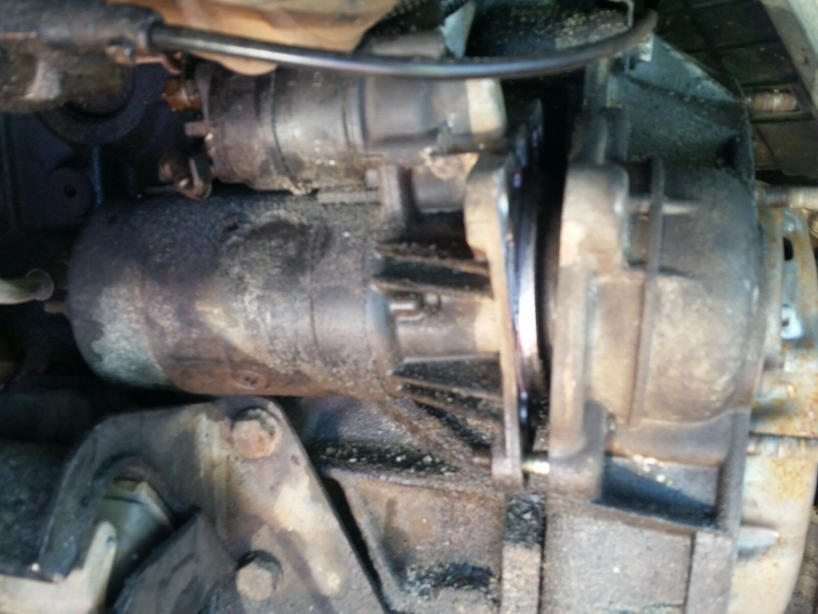 land rover discovery starter